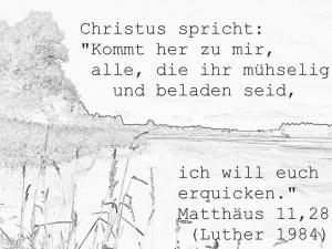 Matthäus 11,28