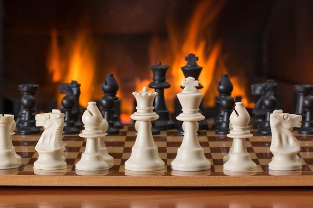 Ist unser Leben ein Schachspiel?