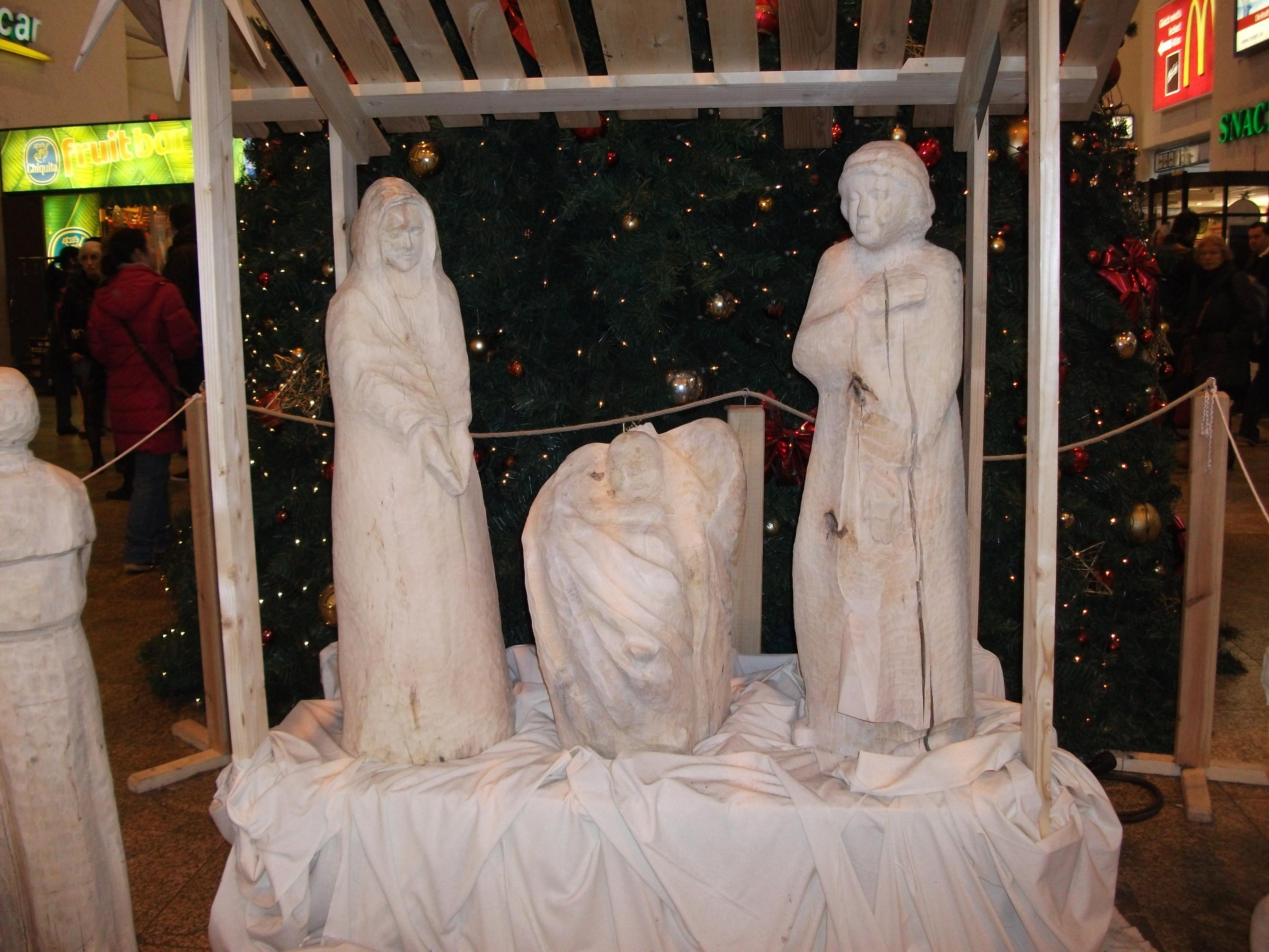 reise z 3 advent 2011 004 - Über die Weihnachtsbotschaft nachdenken